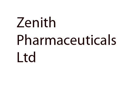 Zenith Pharmaceuticals Ltd